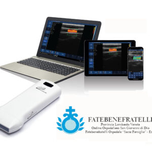 Donazione 2 ecografi portatili per ospedale Fatebenefratelli di Erba